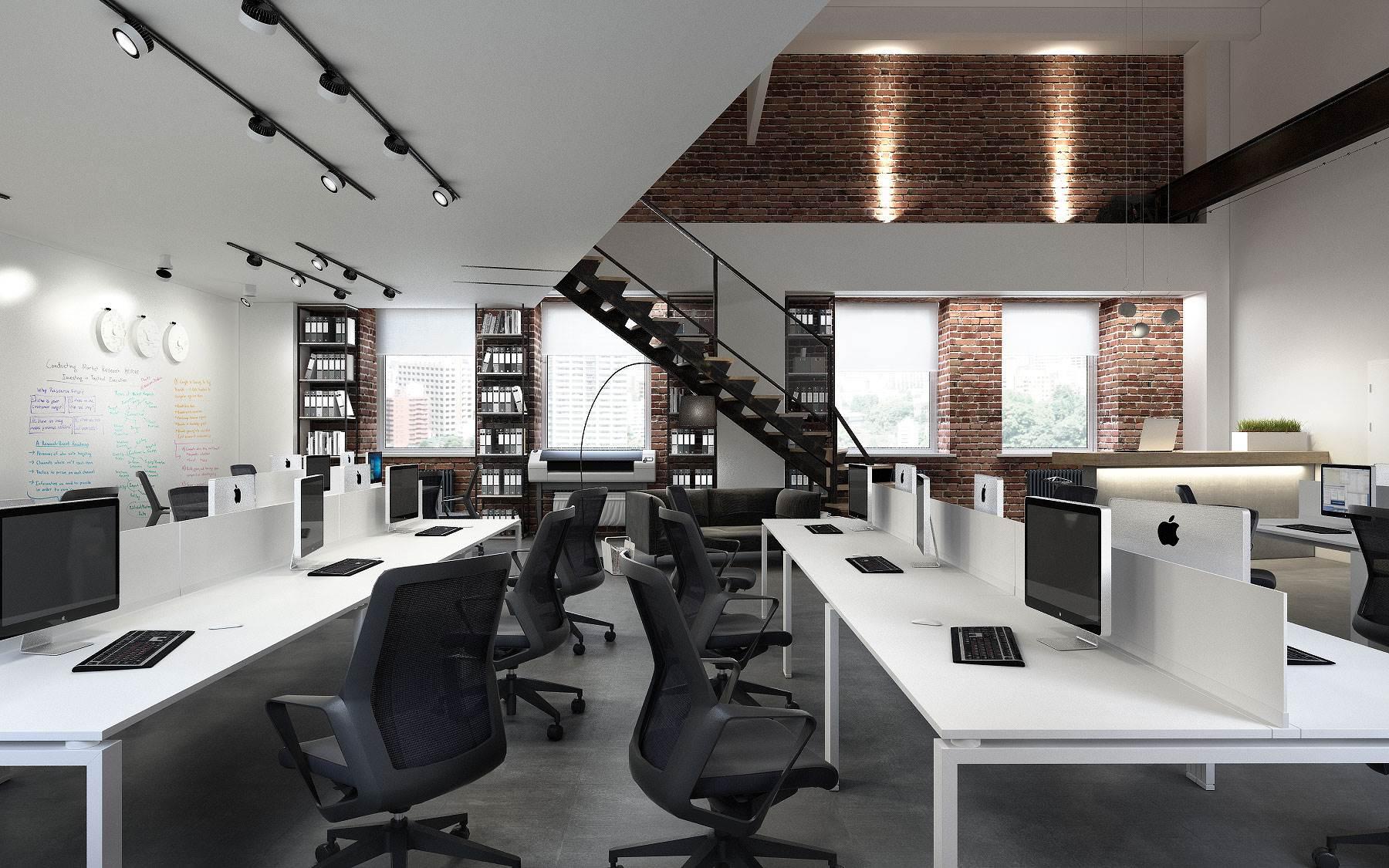 Проектирование современных офисов