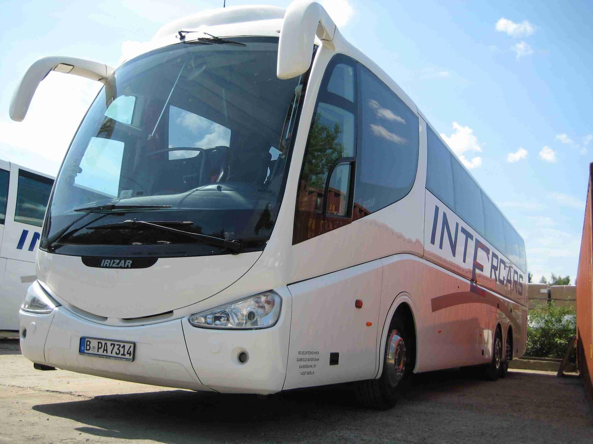 Компания БайерТранс – дешевые онлайн билеты на автобус