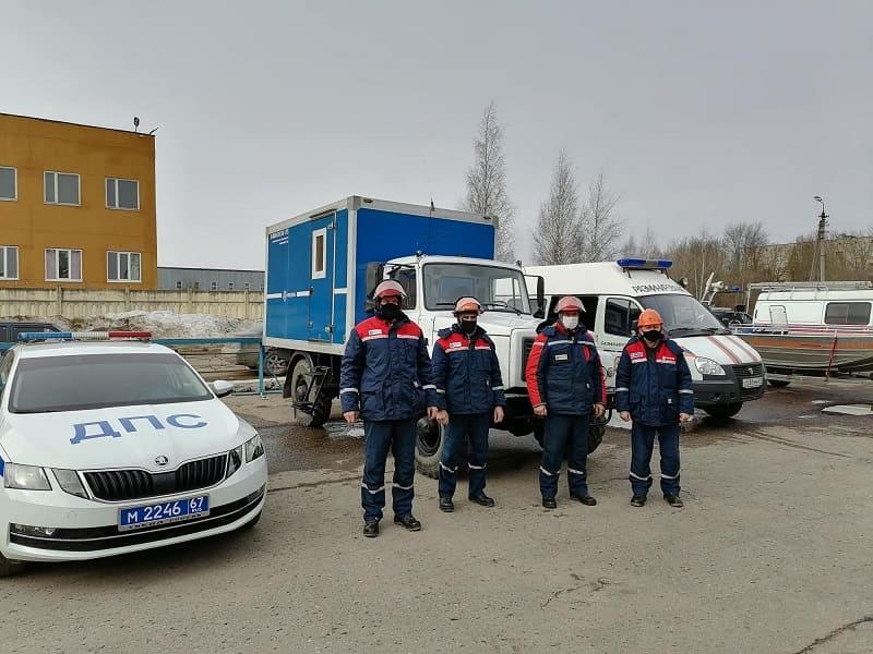 Силы и средства Смоленскэнерго готовы к пожароопасному сезону