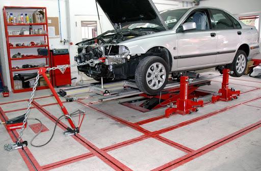 Особенности кузовного ремонта авто после ДТП