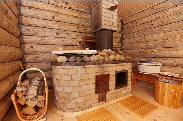 Какой материал лучше использовать для строительства бани?