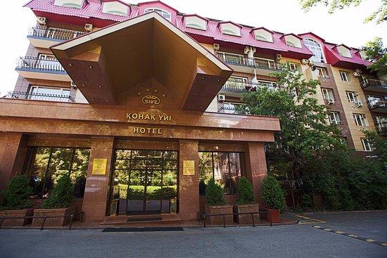 Современная гостиница, отвечающая всем запросам