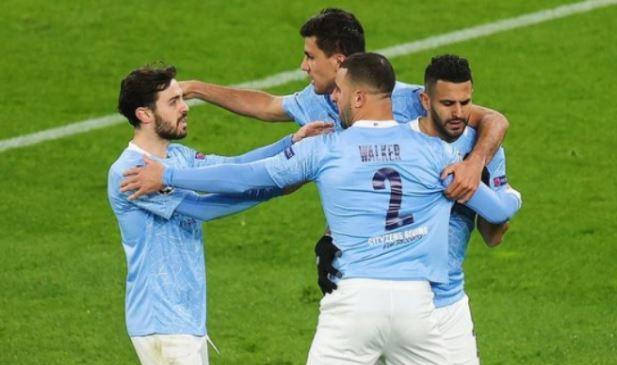 «Манчестер Сити» стал финалистом Лиги чемпионов впервые в истории