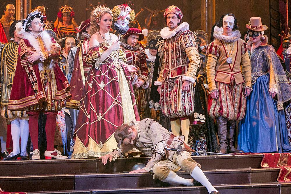 В Уфе прошла премьера оперы «Дон Кихот»