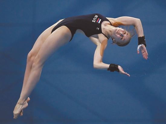 Прыгуны в воду России победили в медальном зачете на чемпионате Европы
