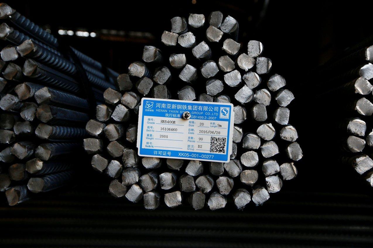 Индия продлила антидемпинговые пошлины на китайскую сталь