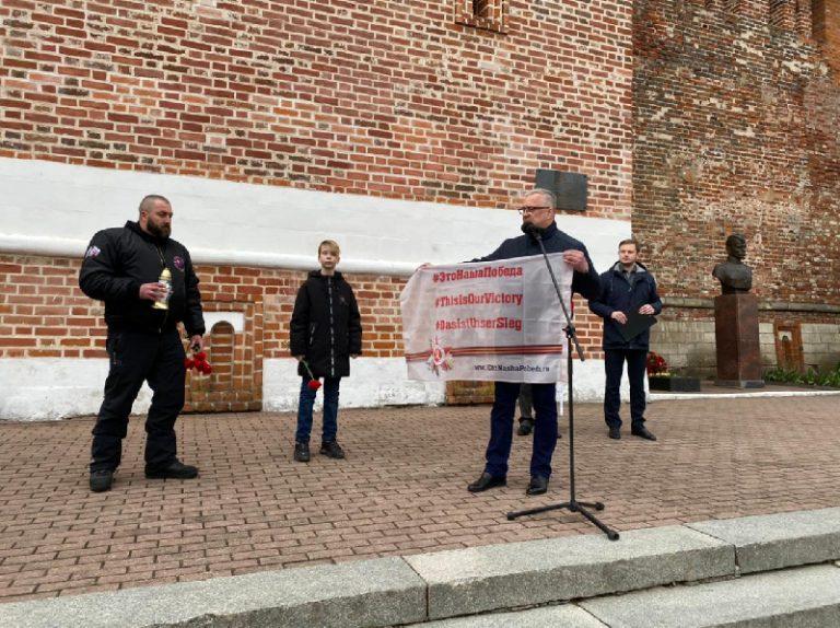 Байкеры из Словакии побывали на Смоленщине