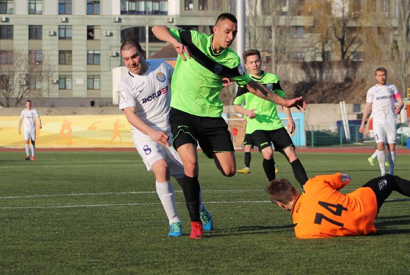 Клуб Евгения Савина «Красава» заинтересовался защитником смоленского клуба «Красный»