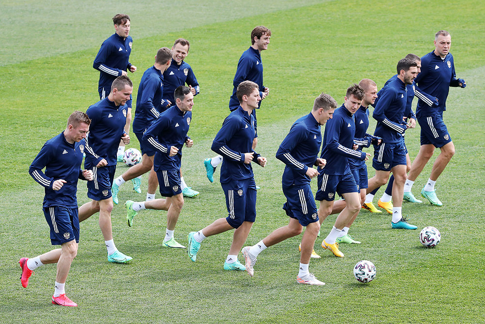 Сборная России проведет ключевой матч на чемпионате Европы