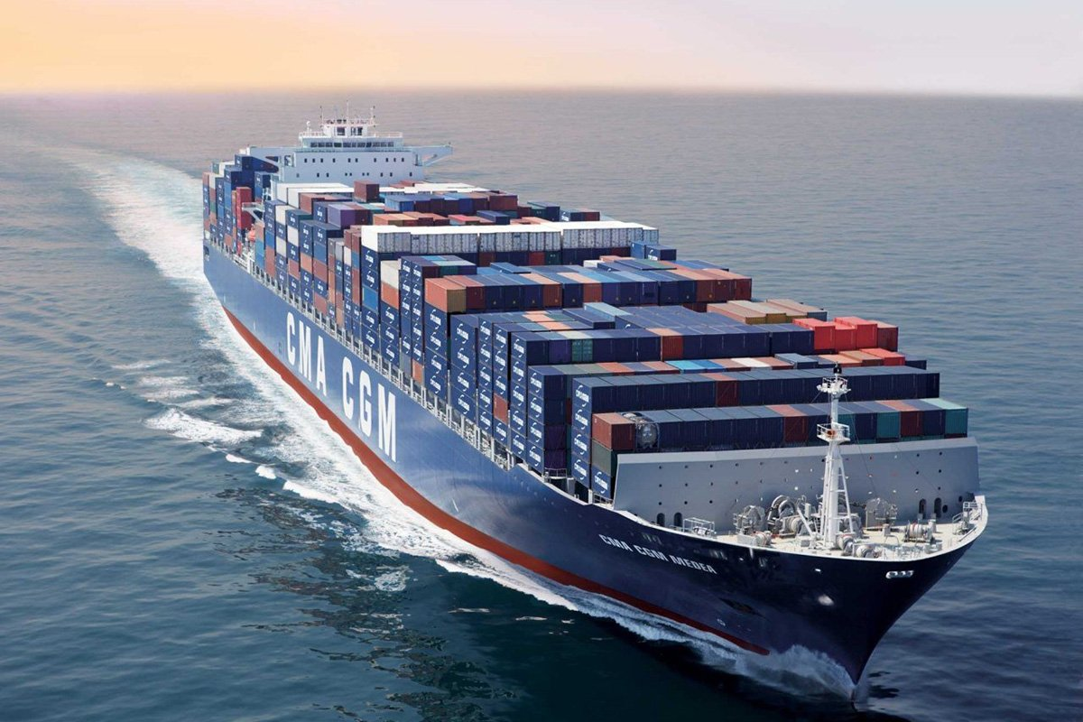 Морские перевозки без контейнеров не обойдутся