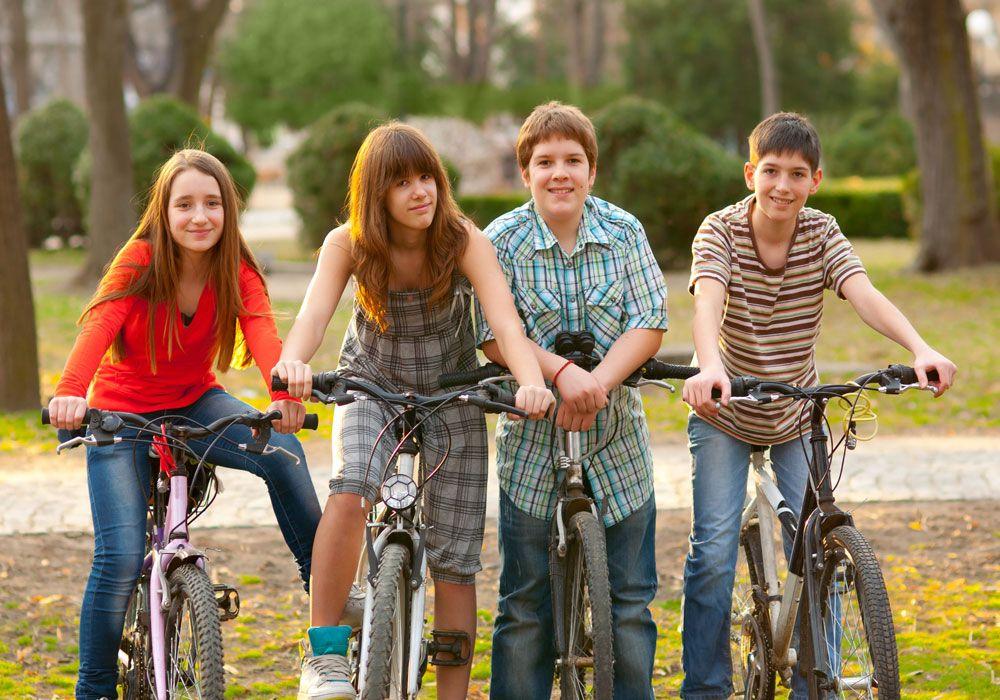 Особенности выбора подростковых велосипедов