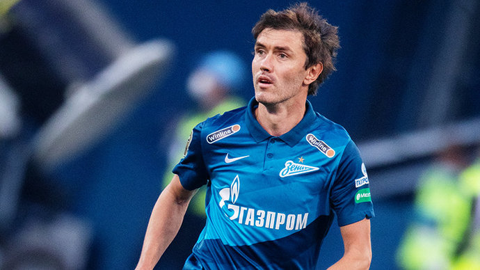 «Зенит» намерен договориться с Жирковым о продолжении карьеры в клубе