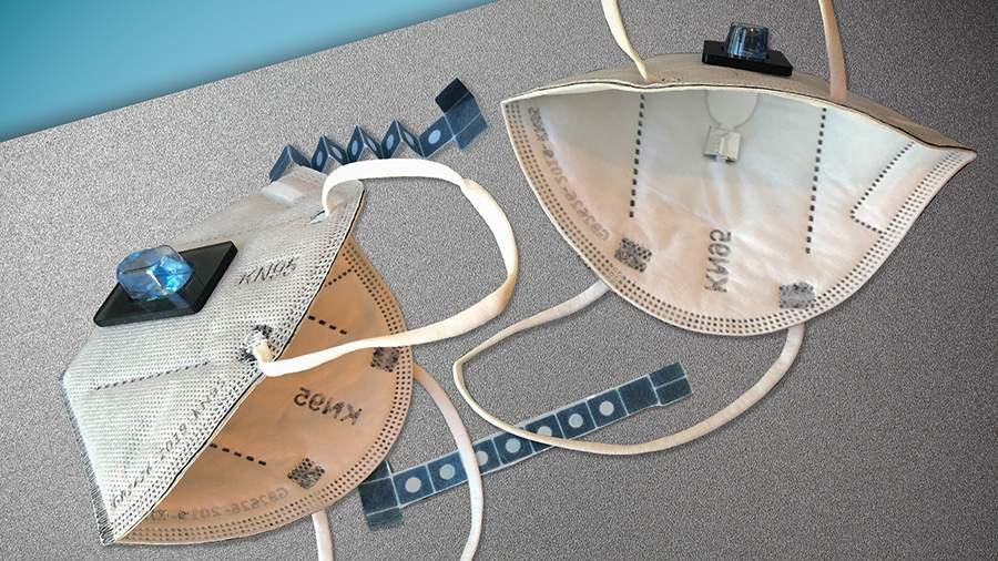 В США создали маску для определения COVID-19