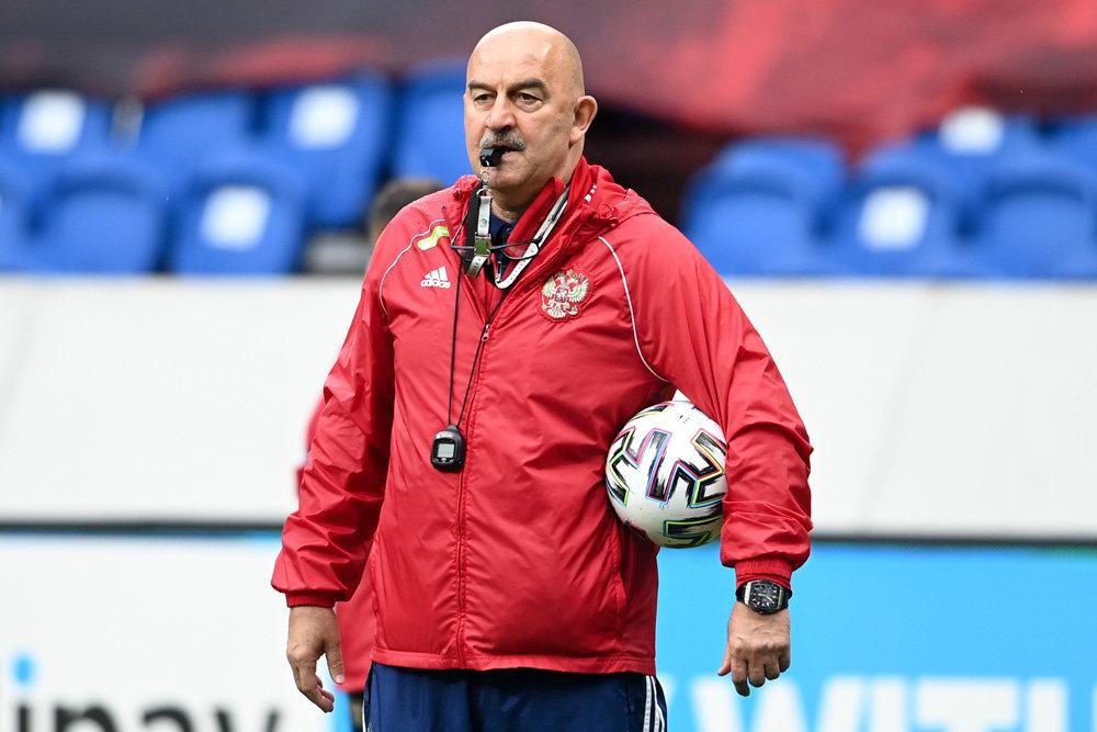 Черчесов не предъявил игрокам претензий после провала в Копенгагене