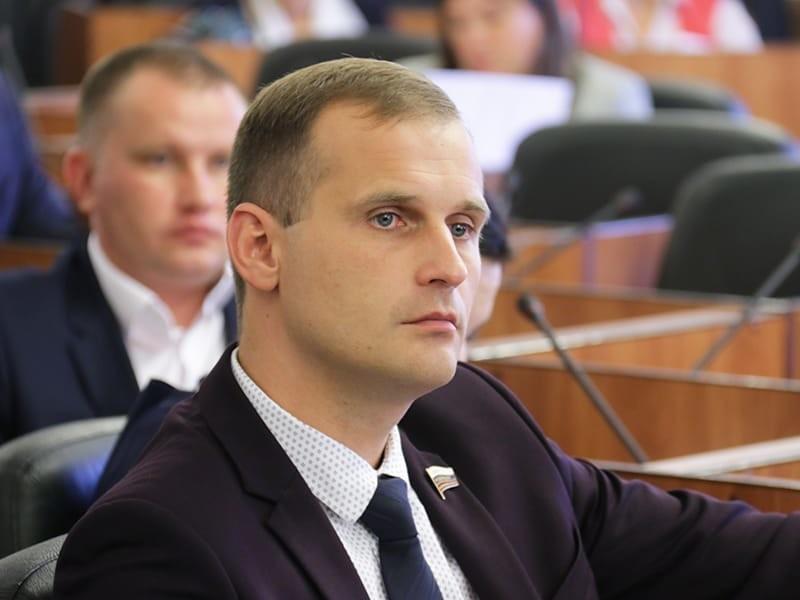 Сергей Леонов выдвинут кандидатом в Государственную Думу РФ