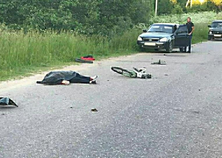 В страшном ДТП в Смоленской области погибла учительница