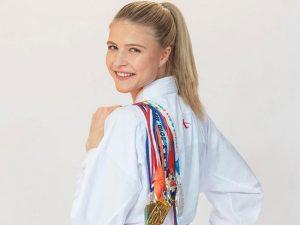 В Токио у карате будет дебют: от России едет юная Анна Чернышева