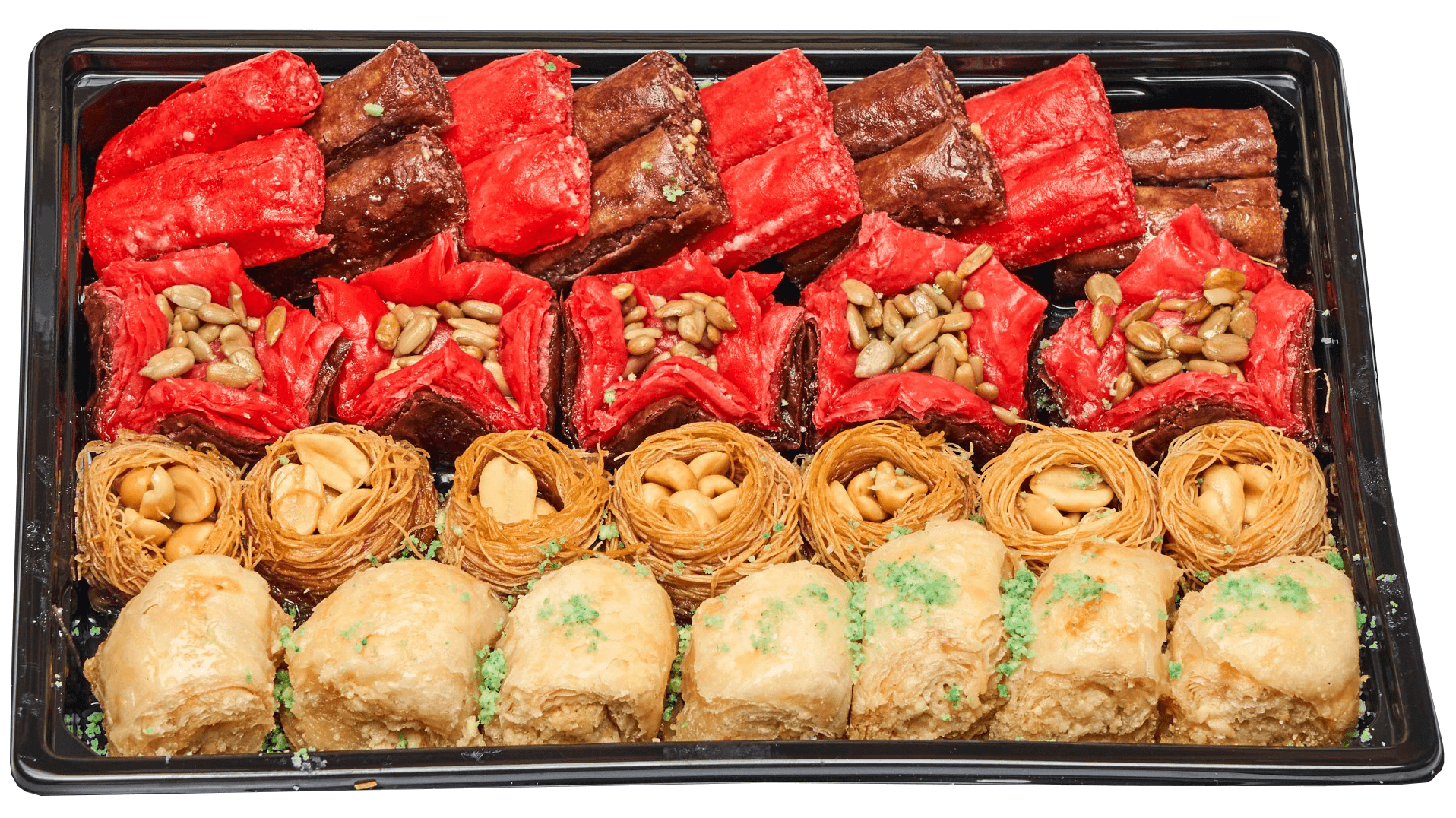 Восточные сладости от Дамасского пекаря