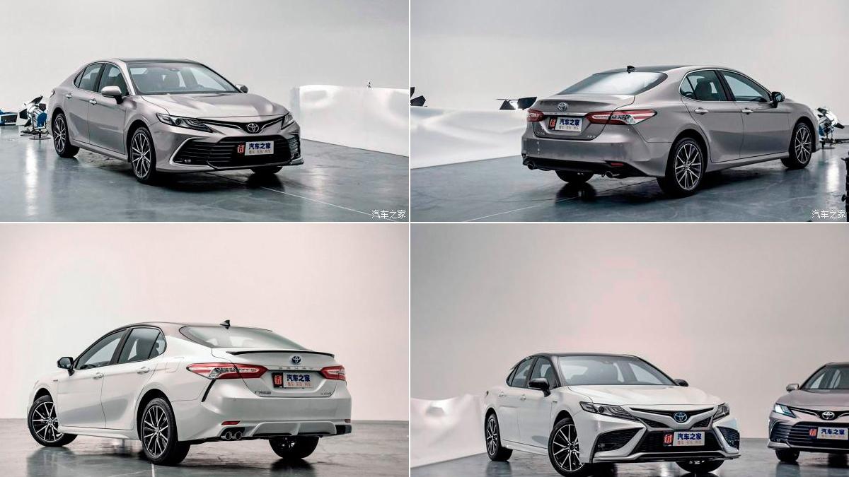 Toyota Camry 2021: что изменилось?