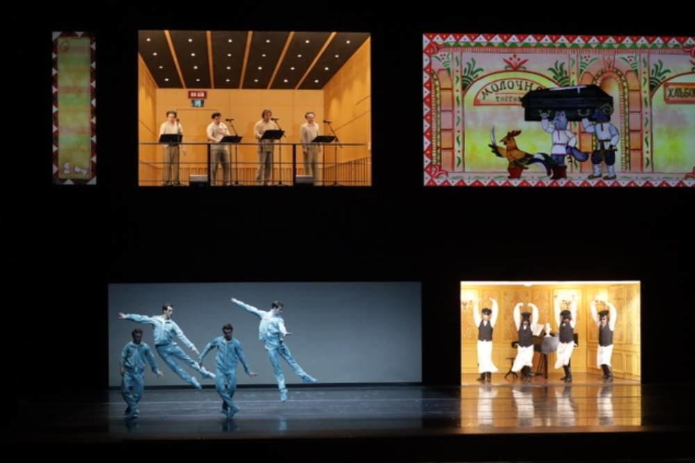 Мариинский театр отметил премьерами 50-летие со дня смерти Стравинского