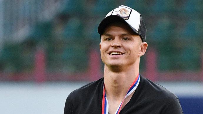 Тарасов заключил контракт с «Велесом»