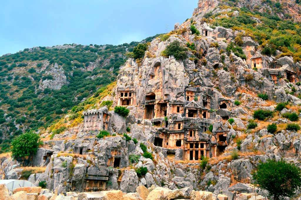 Лучшие достопримечательности Турции