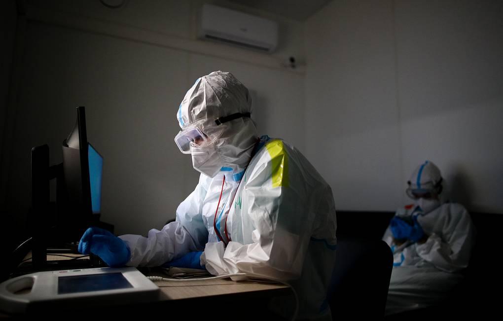 Власти Москвы назвали новый штамм коронавируса причиной вспышки заболеваемости