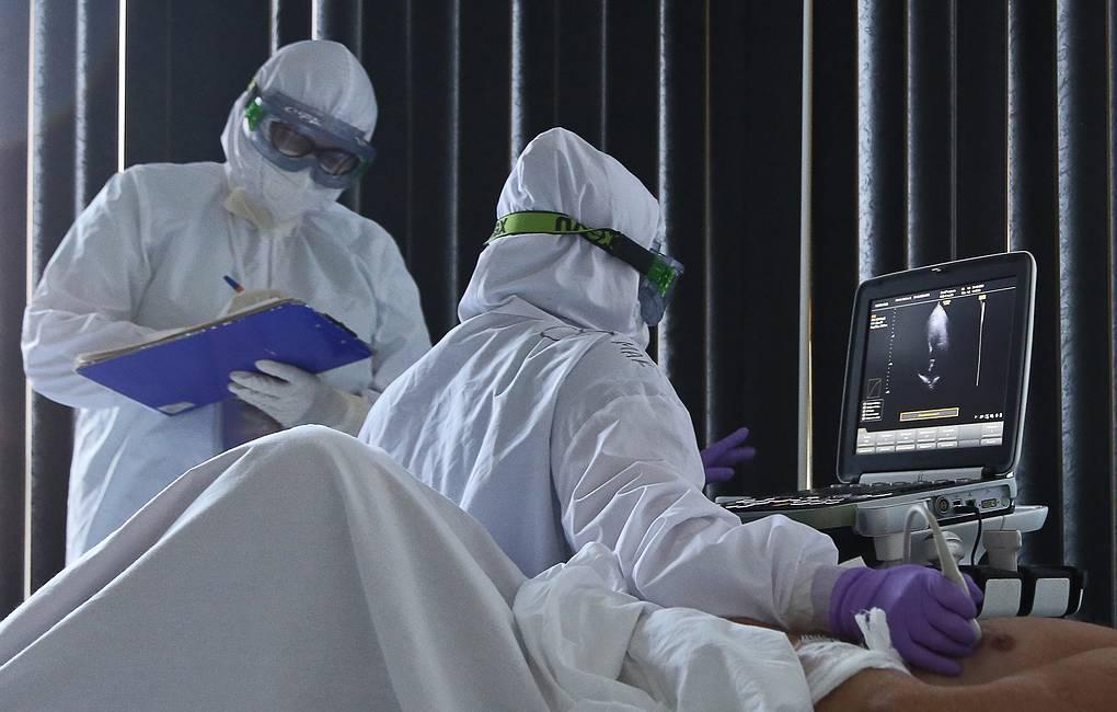 В России зарегистрировали 786 смертей из-за COVID-19 за сутки. Это максимум за пандемию