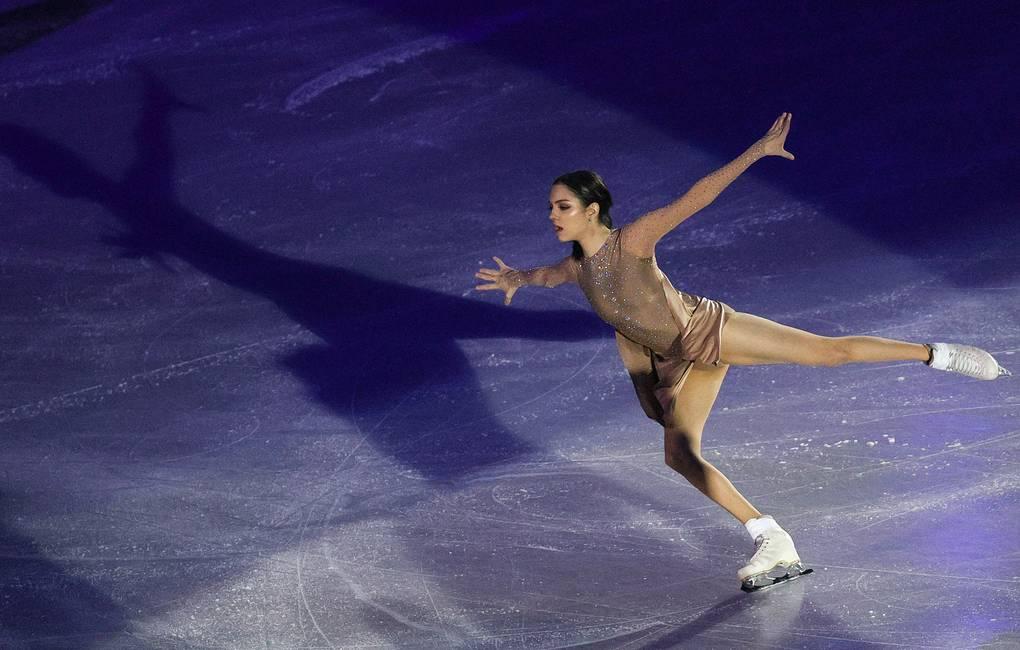 Посол олимпийской сборной России Евгения Медведева не поедет в Токио