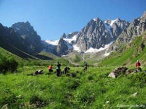 Лучшие горные вершины России, которые стоит покорить