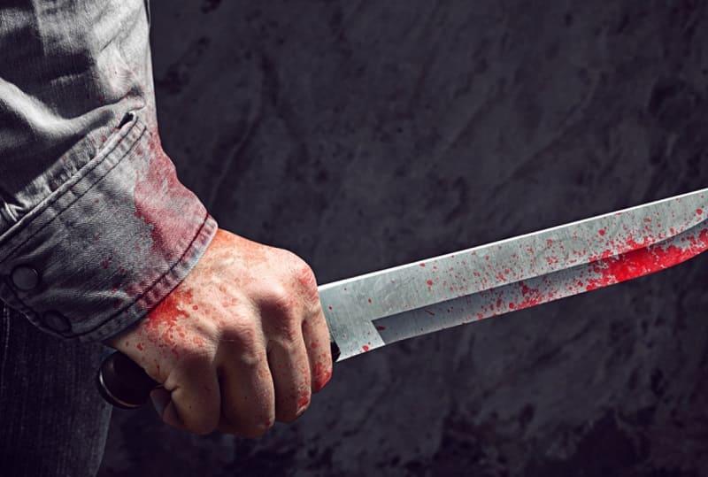14 ударов ножом. В Смоленске раскрыли жестокое убийство Криминал 10:51, 30 июля 2021