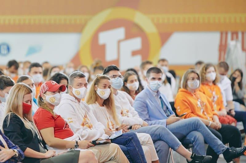 Смоляне принимают участие в работе всероссийского форума «Территория смыслов»