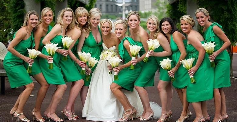 Зеленая свадьба: отмечаем 1 день совместной жизни