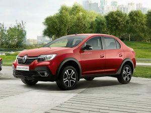 Обзор бюджетных автомобилей Renault