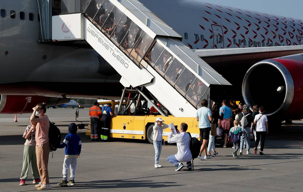 Авиакомпаниям потребуется как минимум неделя на запуск новых рейсов в Египет