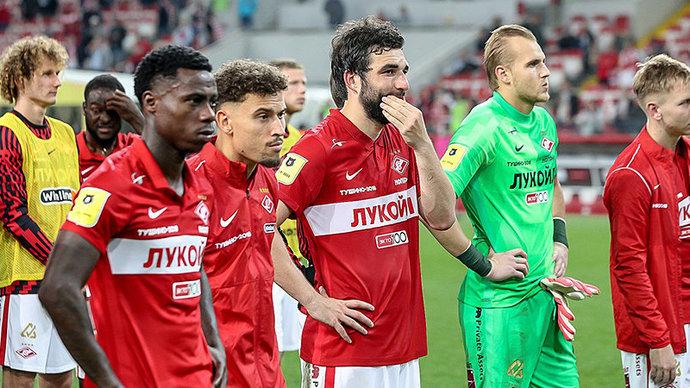 «Спартак» сыграет с «Наполи» и «Лестером» на групповом этапе Лиги Европы