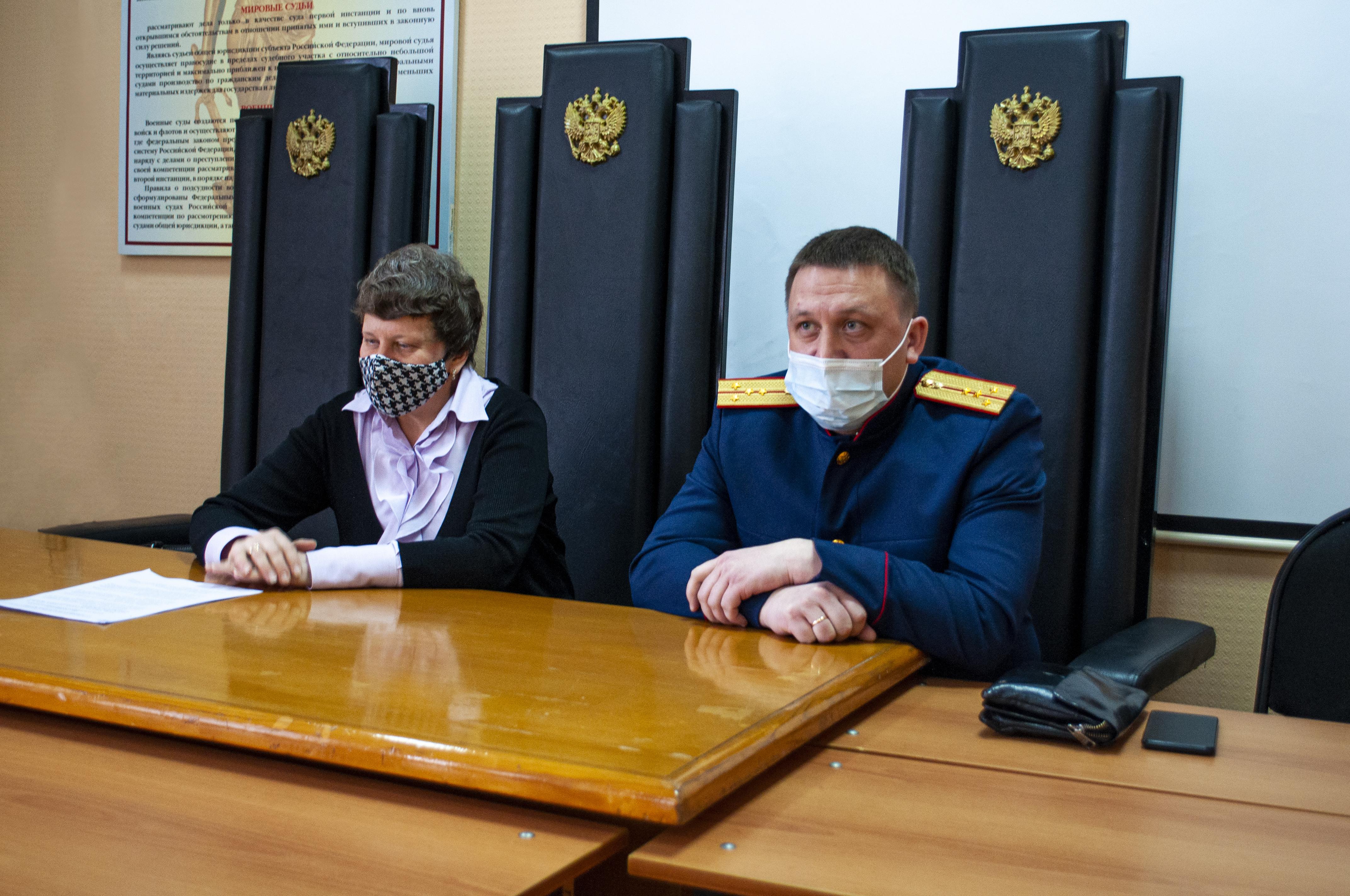 Титов выступил за создание в России института следственных судей