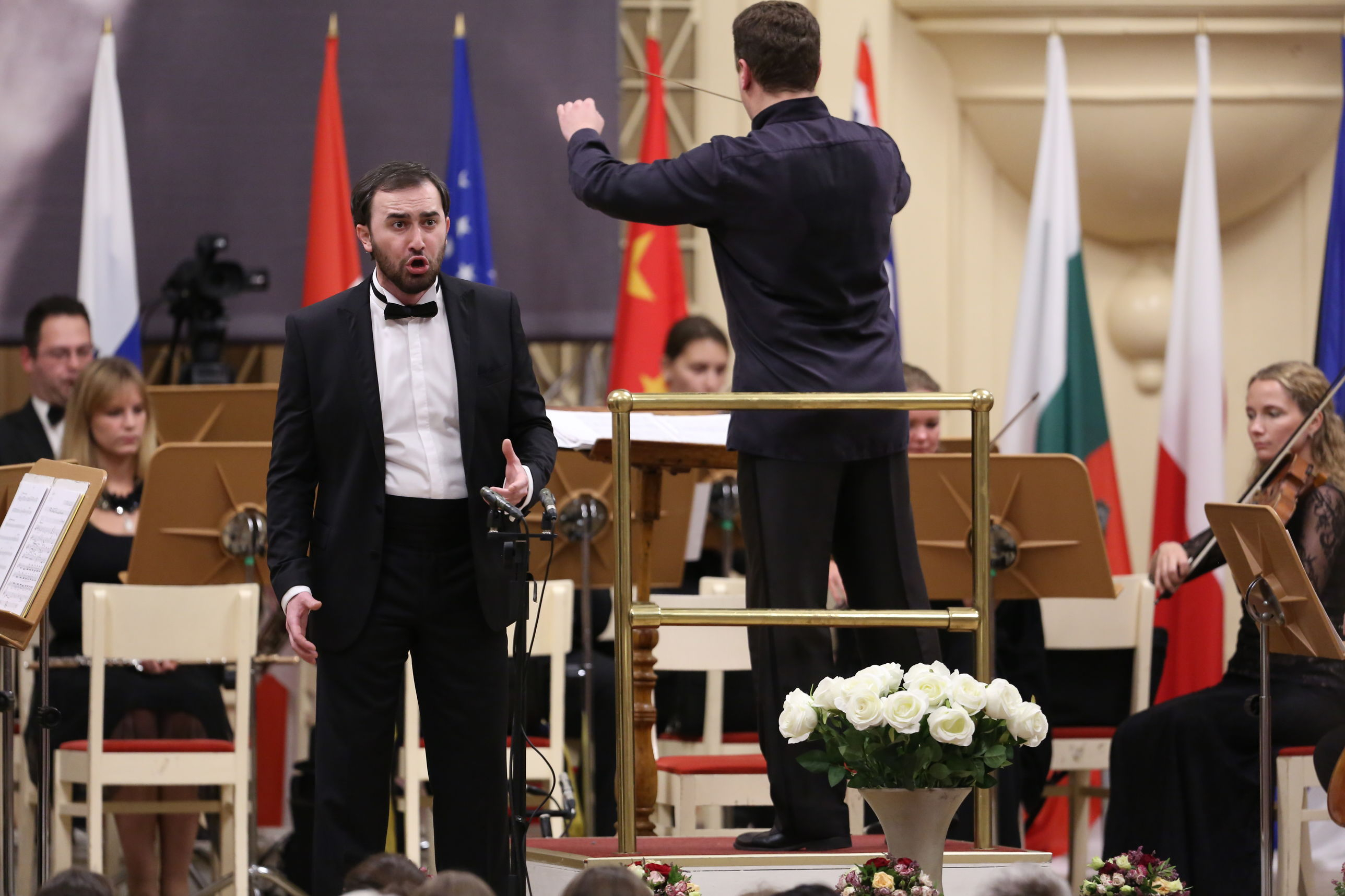 Завершился международный конкурс оперных певцов