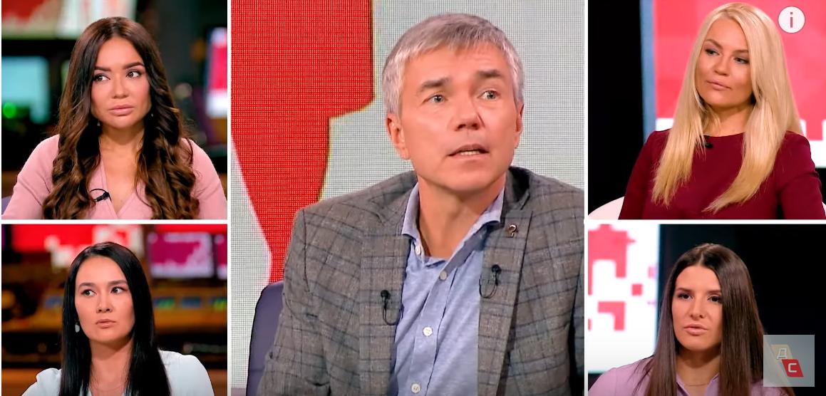 Депутат Госдумы Евгений Ревенко – в новом выпуске шоу «Дайте сказать!»
