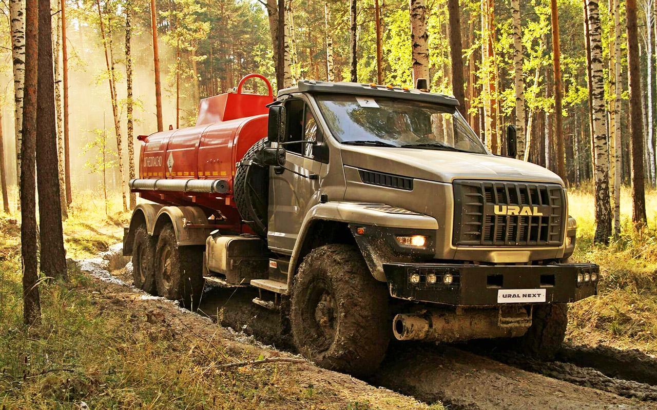 Приоритетные грузовики для России