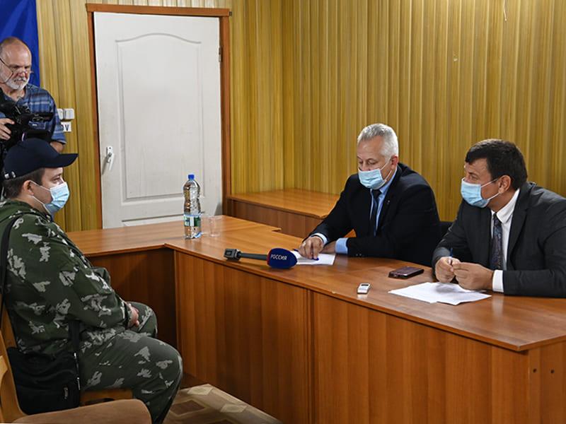 Отец восьмерых детей попросил председателя Смоленской облдумы помочь получить меру поддержки