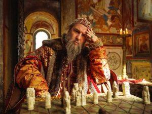 Евгений Гришковец снимается в роли Ивана Грозного