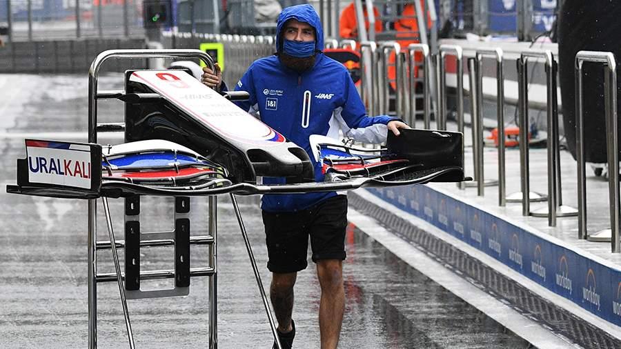 Погодные условности: как дождь изменит расклад сил на Гран-при России