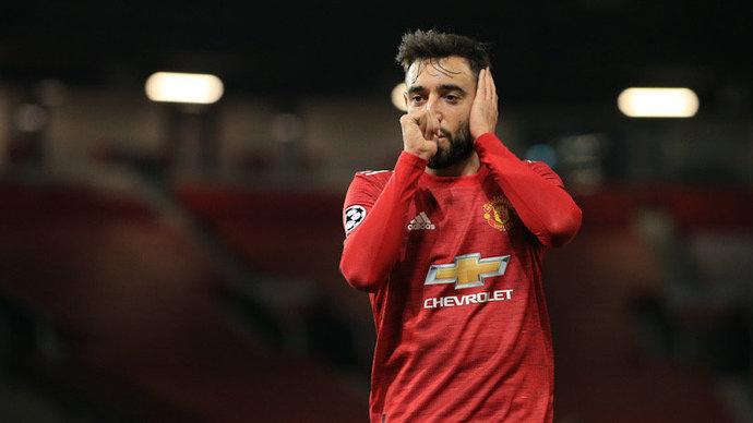 «Манчестер Юнайтед» намерен продлить контракт с Бруну Фернандешем