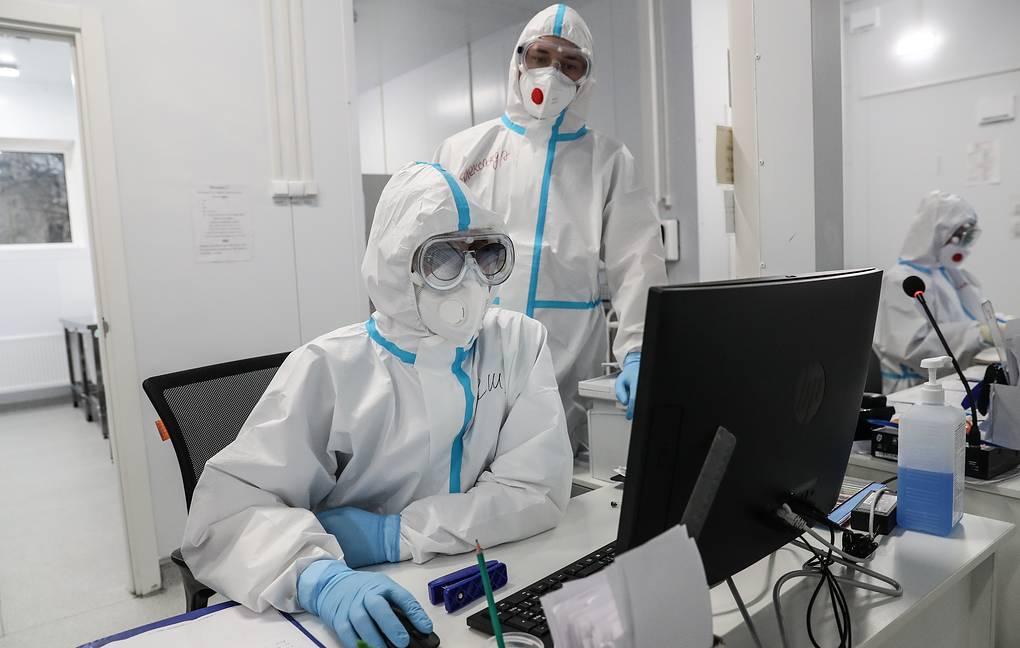 В России за сутки зарегистрировали 1 015 смертей из-за коронавируса. Это новый максимум