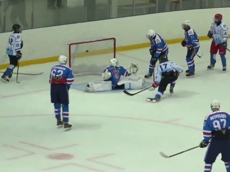 В теннисном стиле. Смоленский «Славутич» потерпел третье разгромное поражение в ЮХЛ