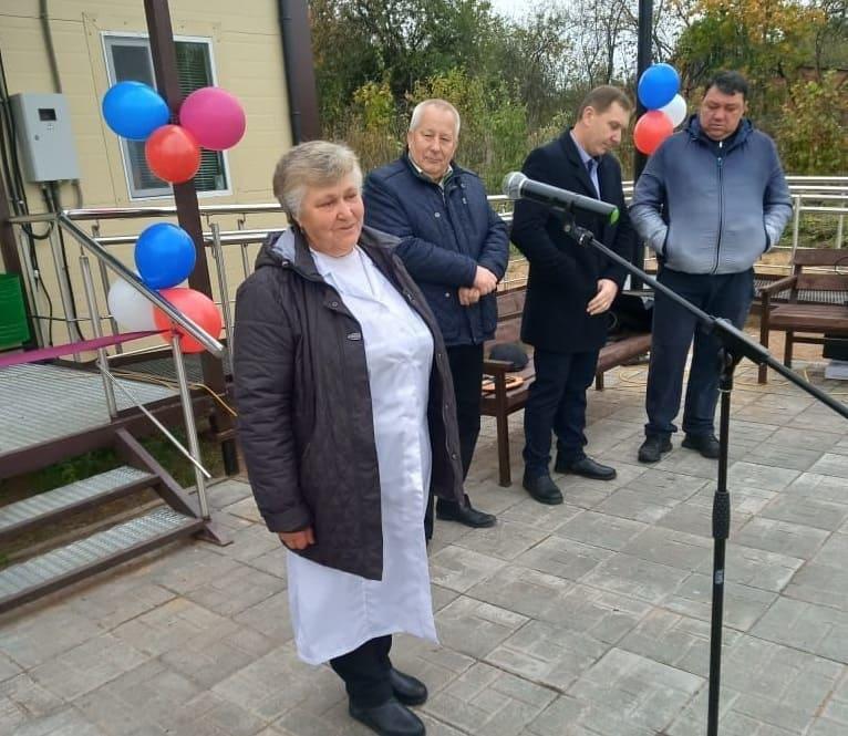 В Смоленской области торжественно открыли еще один ФАП